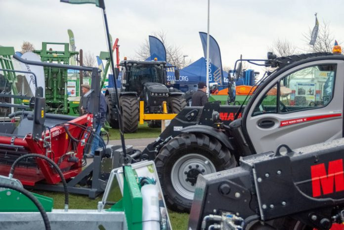 5th Midlands Machinery Show branded a great success