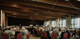 Local farmers toast 150 years of Lincolnshire Agricultural Society