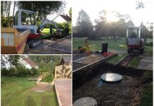 Allerton drainage solutions meet the needs of rural customers