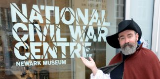 National Civil War Centre offers free assemblies to local schools