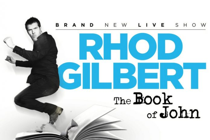 Rhod Gilbert brings painfully honest new show to Grimsby