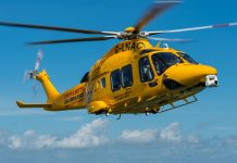Air Ambulance dispatched to five critically ill patients in one day