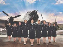 Celebrating the first anniversary of International Bomber Command Centre