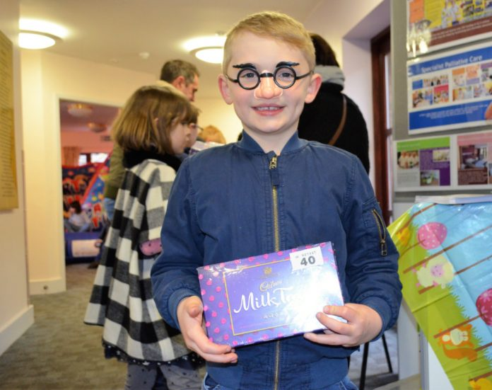 Easter family fun promised at hospice event
