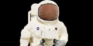 Lincoln LEGO event celebrates Apollo moon landings