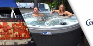 Fancy winning a hot tub, football tickets or Centre Parcs voucher?