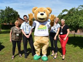 Fun and fundraising at Hospice Garden Party