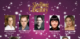 A fairy-tale cast assembles for Newark's magical family panto