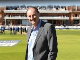 Cricket and commentary star comes to Lincoln