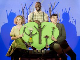 The story of Stick Man coming to Lincoln stage