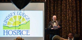 Inaugural Ambassador's Gala Dinner raises almost £12k for hospice