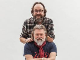 The Hairy Bikers rolling into Grimsby on new tour