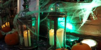 Watch out for witchcraft this Halloween at Belvoir Castle
