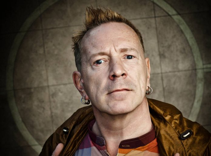 Johnny Rotten bringing spoken word show to Lincoln
