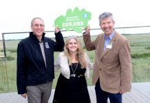 Lincolnshire Co-op raises £159k for environmental causes