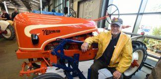 Vintage Tractor & Heritage Show returns to Newark next month