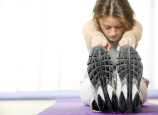 Beat the winter blues with unique yoga class