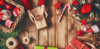 Christmas comes early to Waters' Edge Visitor Centre in Barton