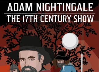 A winter's night of storytelling, mince pies & mulled wine