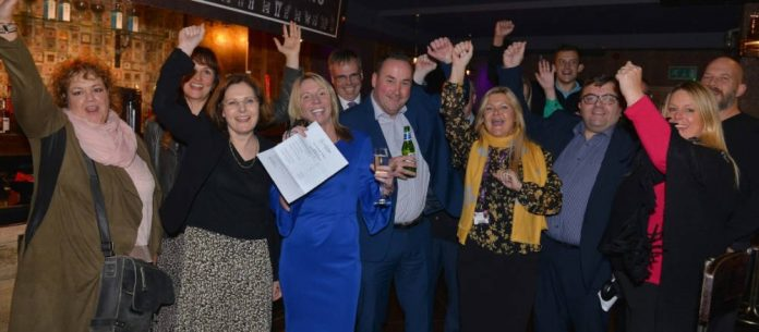 Successful vote sees Lincoln BIG continue support for further five years