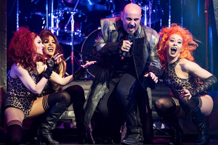 Acclaimed Vampires Rock musical heads to Lincoln