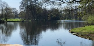 Lottery funding to help deliver second phase of Lincoln lake project