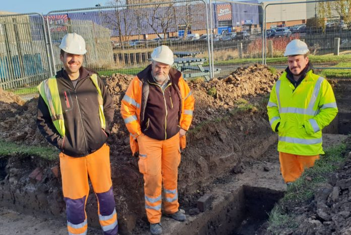 Historical finds uncovered at Grimsby archaeological site