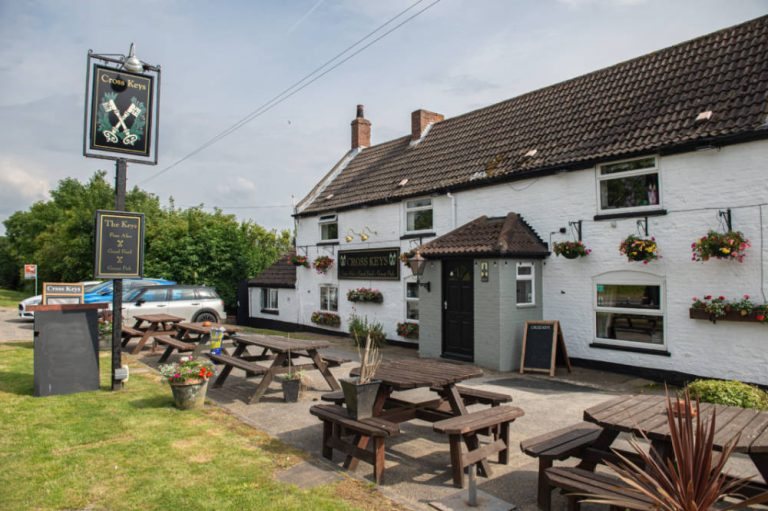 The Cross Keys re-opens with lockdown lifting