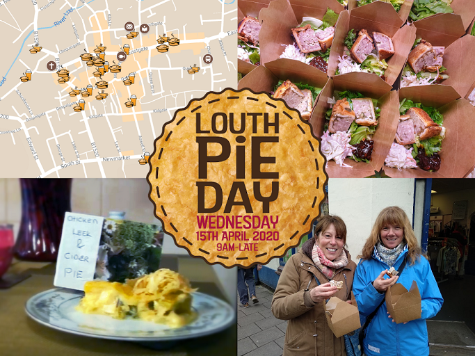 Louth Pie Day postponed