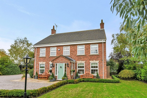 Step inside this light, bright and carefully refurbished property
