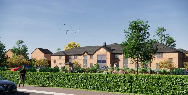 Lincolnshire care home development given the go-ahead