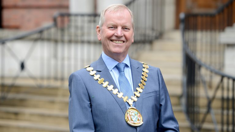 New council chairman to support COVID recovery effort in Lincolnshire