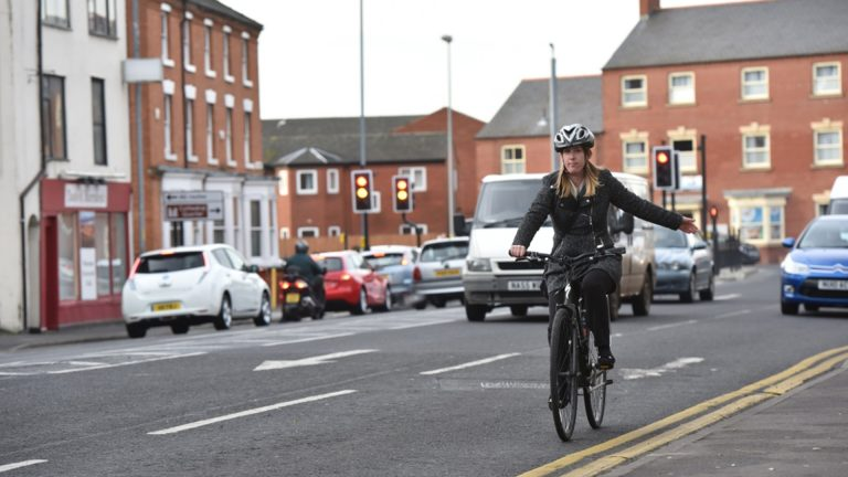 Changes planned to make cycling, walking, and social distancing easier in Lincolnshire