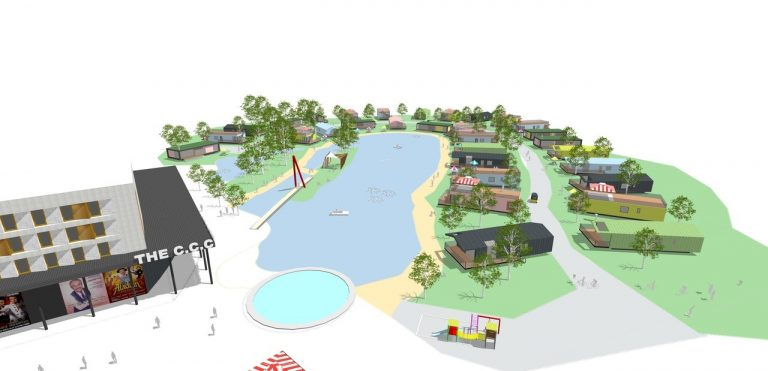 Plans revealed for £57m redevelopment of Cleethorpes' Pleasure Island