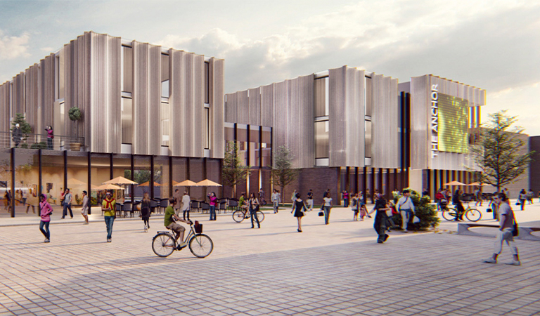 Former Scunthorpe Market site to be transformed