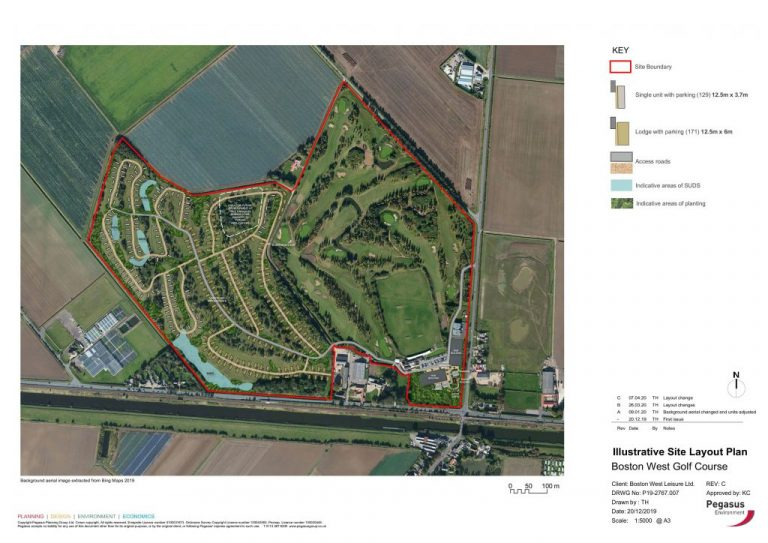 Tourism destination at Lincolnshire golf course approved