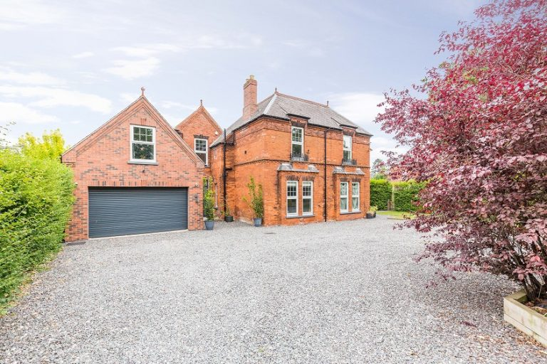 Take a look inside this landmark Lincoln property
