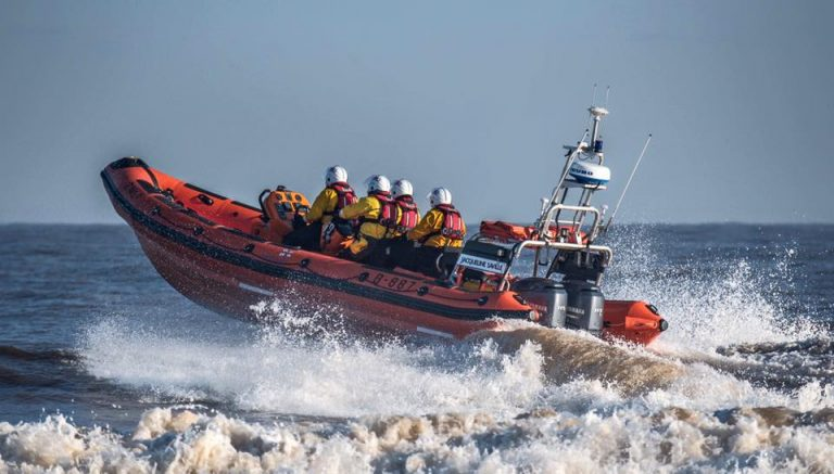 Mablethorpe volunteers wanted to help save lives at sea