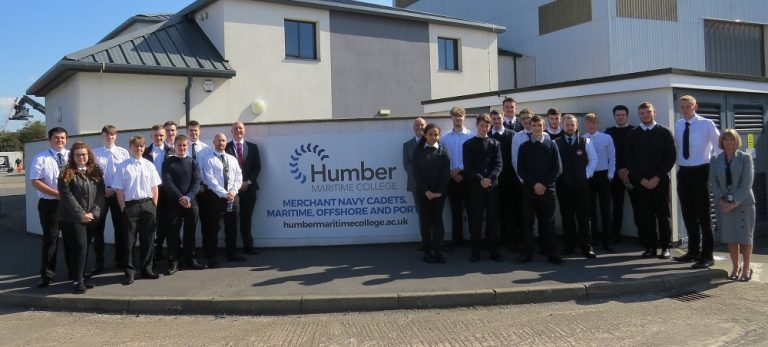Humber Maritime College welcomes latest cohort of cadets