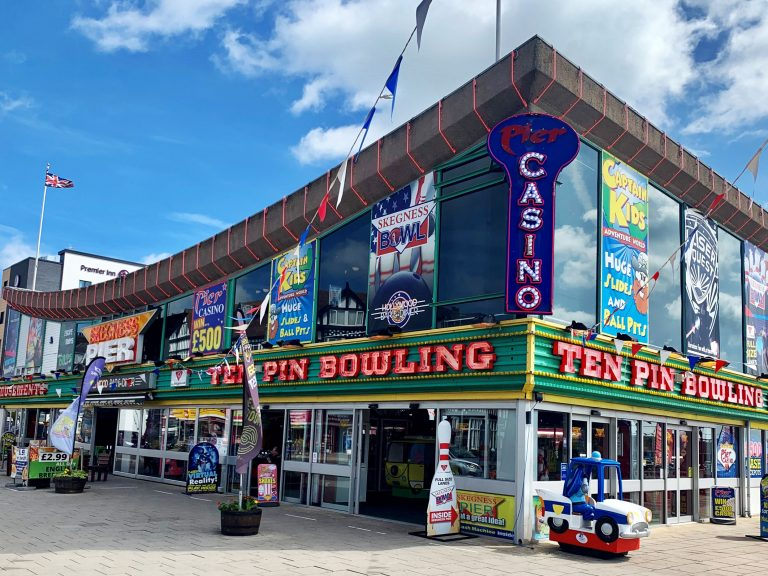 Iconic Skegness Pier sold