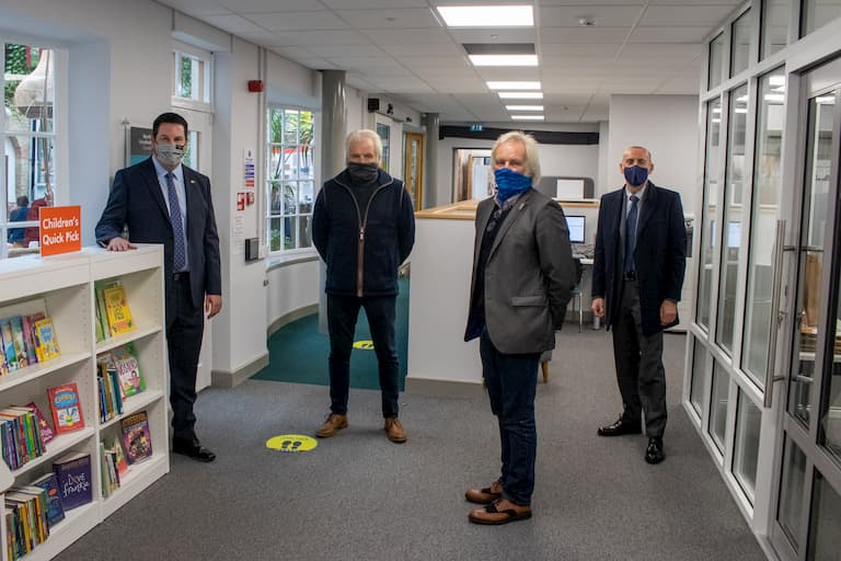 Historic Angel in Brigg reopens as community hub facility