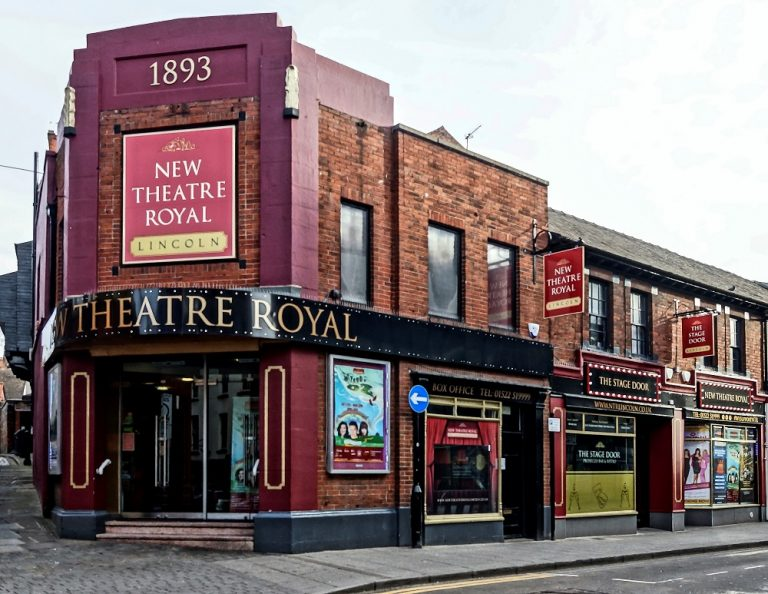 New Theatre Royal Lincoln receives lifeline grant from Culture Recovery Fund