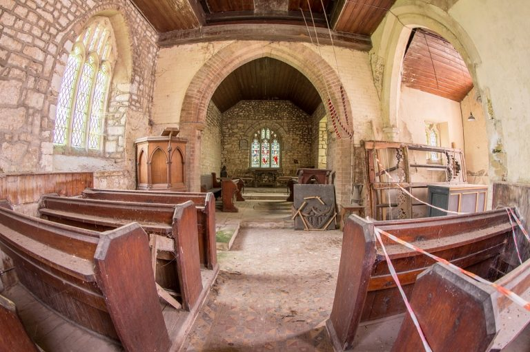 Historic England funding to save historic local church