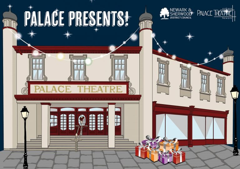 Palace Theatre brings festive cheer for 2020 Christmas