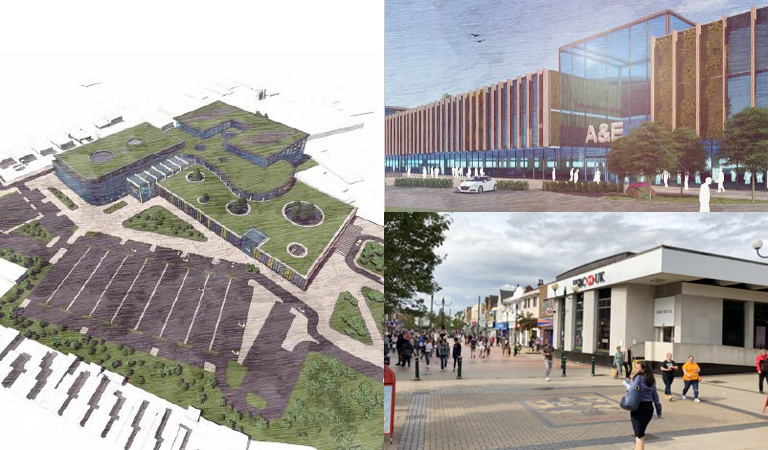 £27m proposals to transform Scunthorpe submitted for Government's £3.6bn Towns Fund