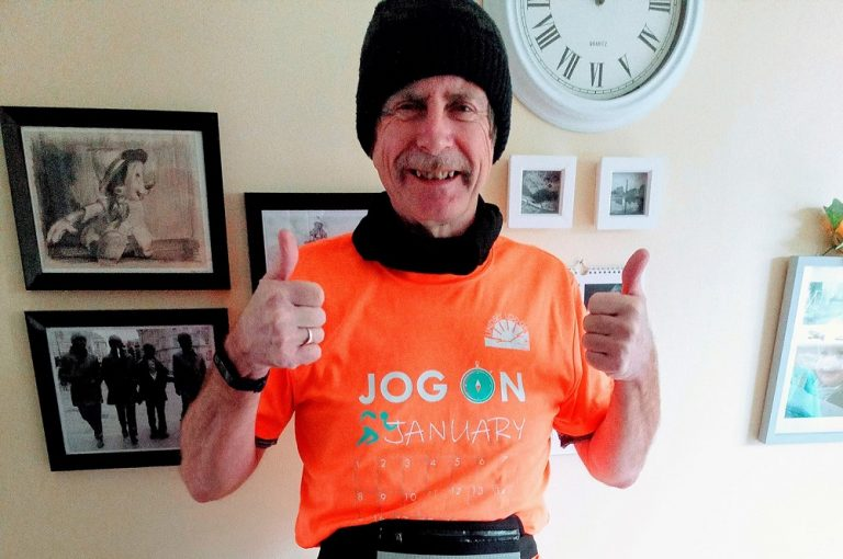 Virtual fitness challenge raises £29,000 for local hospice