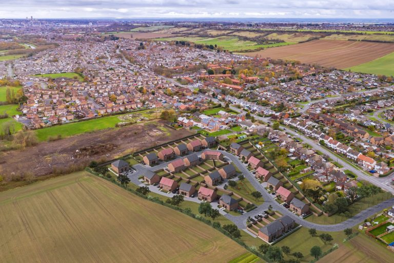 Plans in for new Waddington homes