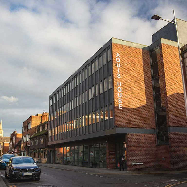 Pandemic enables law firm's one–site ambition for Lincoln