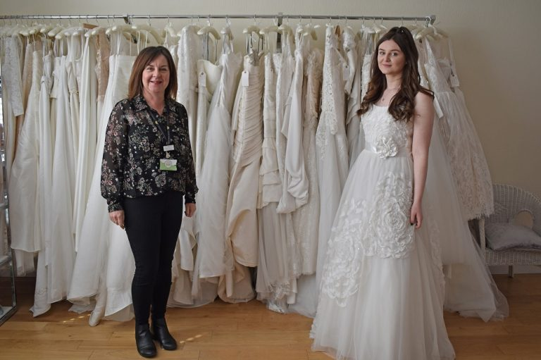 Charity-run bridal boutique to welcome back brides-to-be