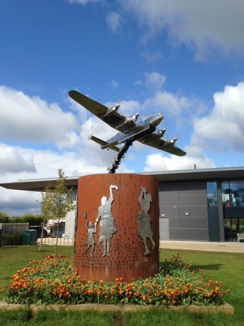 First airborne humanitarian mission to be honoured at IBCC